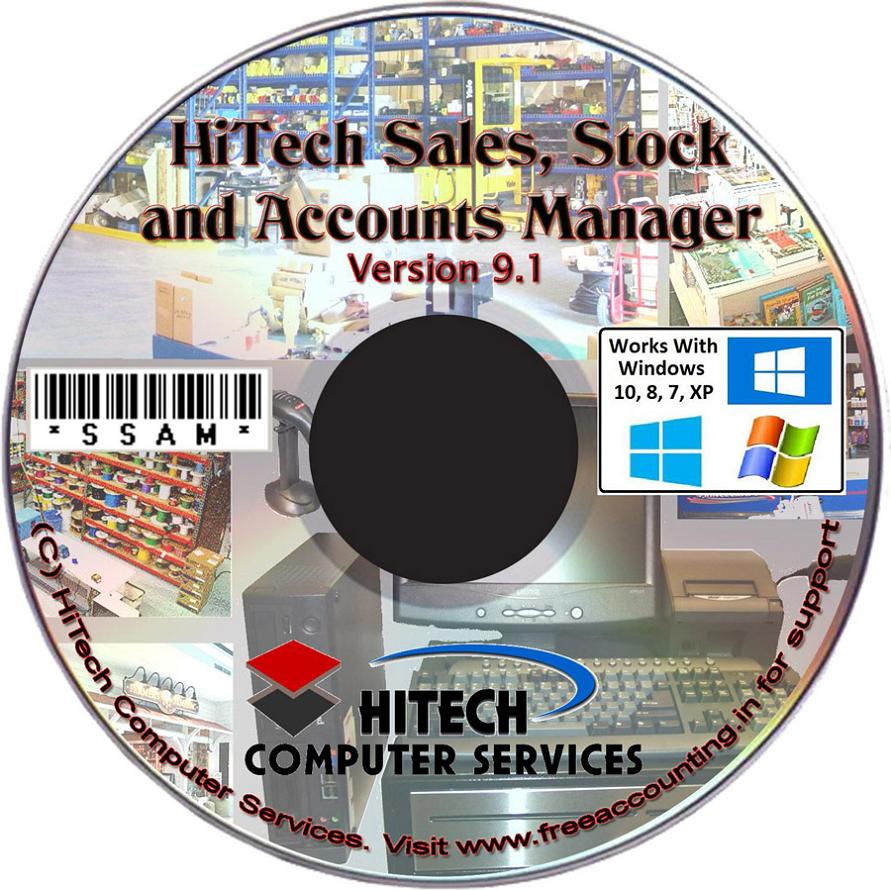 Accounting Software Billing Inventory Control CD