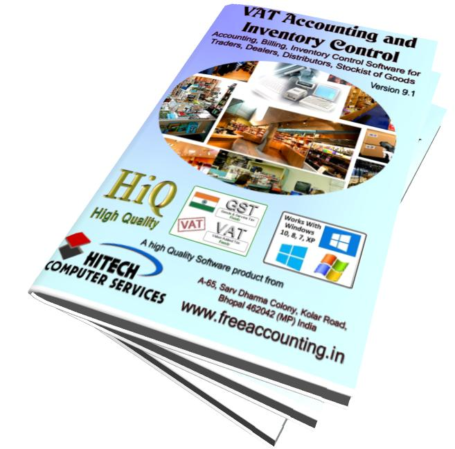 VAT Accounting and Inventory Control Brochure