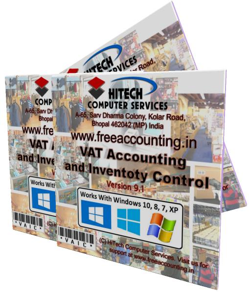 VAT Accounting and Inventory Control CD Group