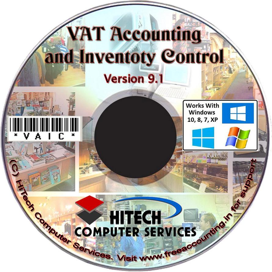 VAT Accounting and Inventory Control CD
