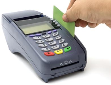 WiFi GSM POS Terminal with card payment